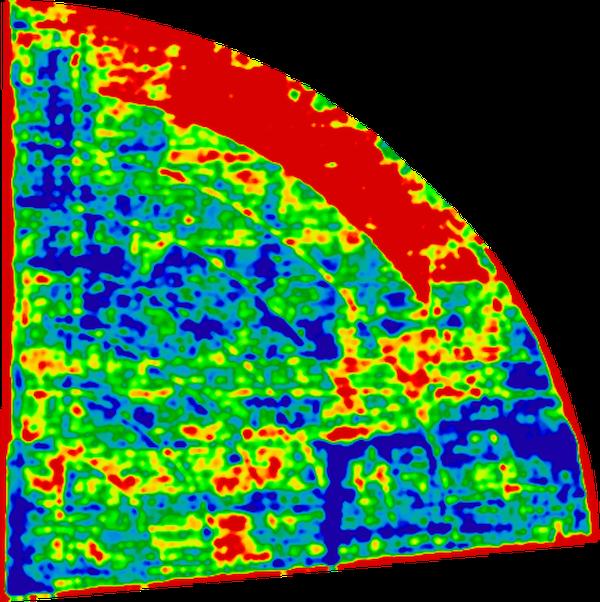 Kansas Water Tech Farms_Pivot North Half_2020-08-31_1149amCDT_Water Stress - annuals