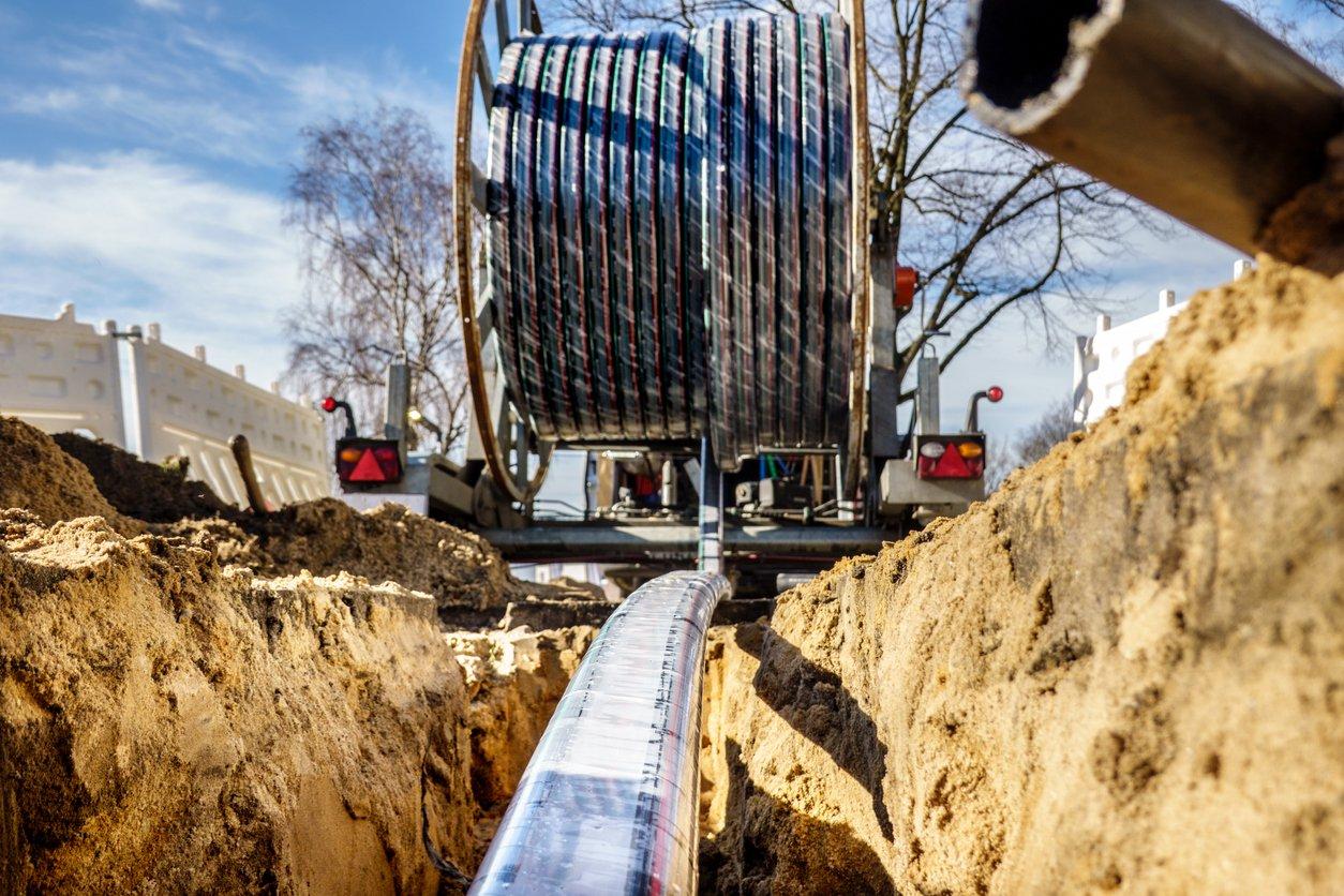 rural broadband installation